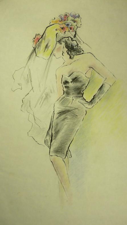 Fashion Drawing 2